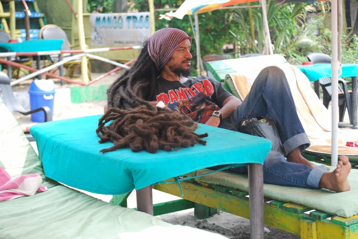 longest Dreadlocks
